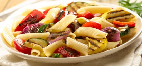 grilled-summer-vegetable-pasta-salad