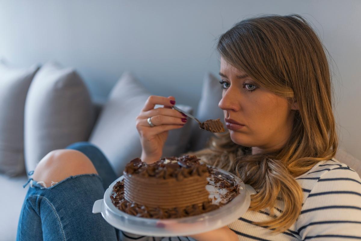 Cuando la Dieta esEmocional