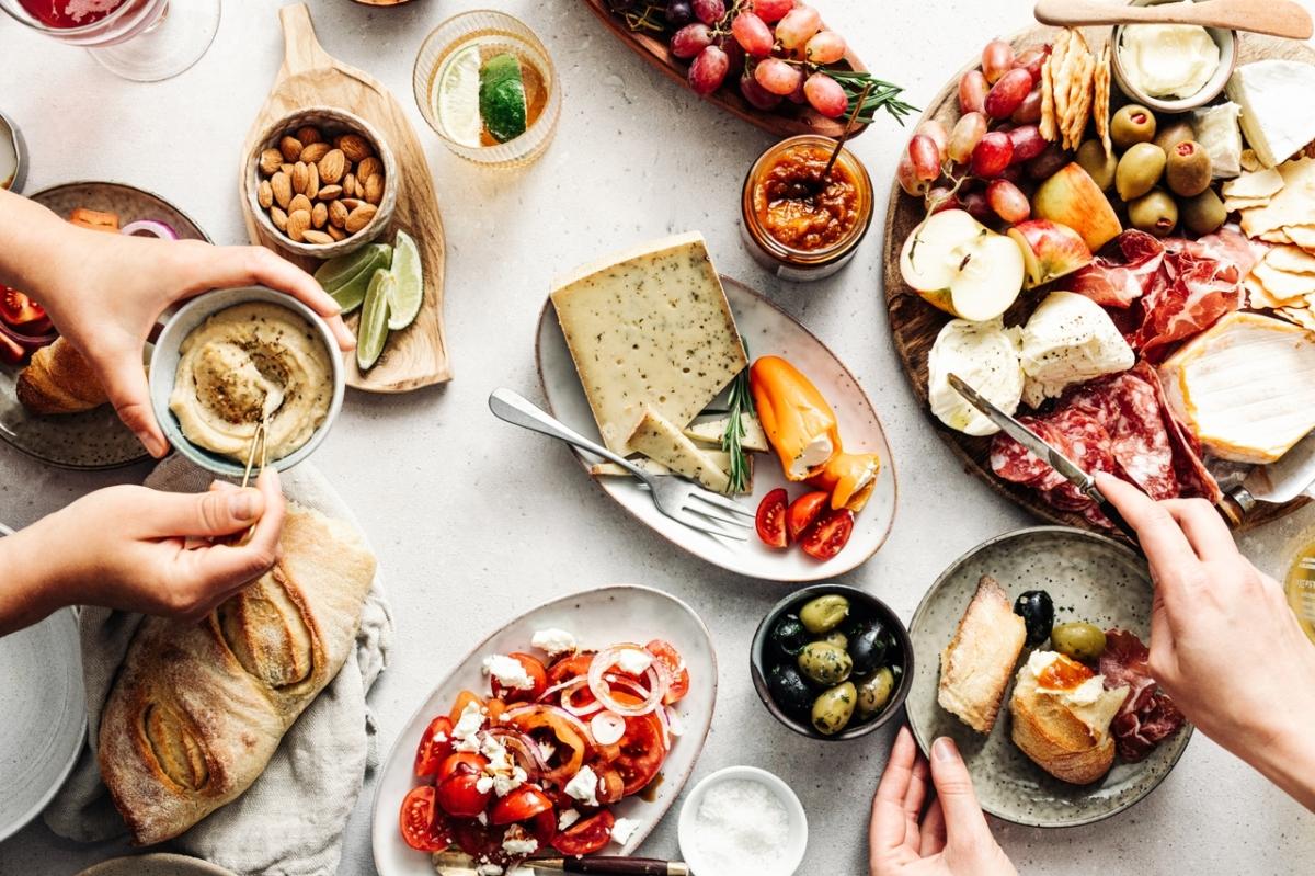 La Dieta Mediterránea y susméritos
